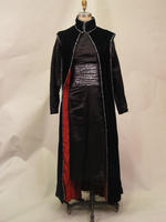A Tale of Mystery undertunic, overtunic, and cape