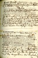 Number 02: Two Deeds May 18, 1744