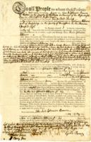 Number 04: Deed from April 27, 1747