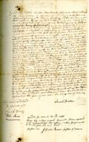 Number 05: Deed from March 8, 1748