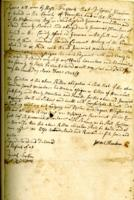 Number 08: Indenture from January 11, 1748-9