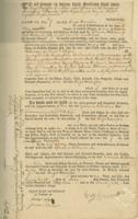 Number 19: Deed from June 29, 1752