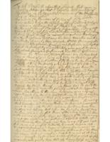 Number 22: Deed from September 12, 1752