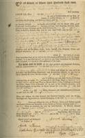 Number 24: Deed from February 28, 1753