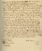 Number 25: Bond from April 14, 1753