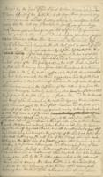 Number 28: Document from April 19, 1753