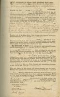 Number 29: Deed from May 21, 1753