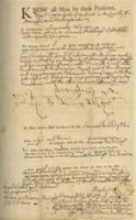 Number 51: Deed from February 7, 1763