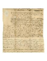 Number 64: Legal Document from November 26, 1787