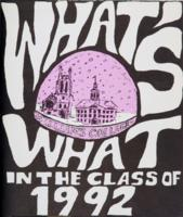 What's What In the Class of 1992