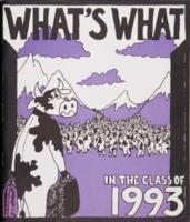 What's What In the Class of 1993