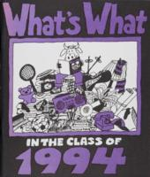 What's What In the Class of 1994