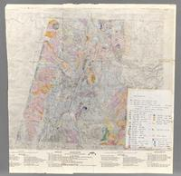 Berlin, NY and Williamstown Quadrangle land-use and vegetation cover map