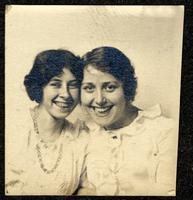 Marie Kiley with unknown
