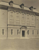 Stetson Library: View of the South Side, 1922