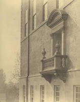 Stetson Library: View of the North Balcony, 1922