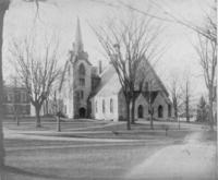 Alumni Hall/Chapel, 1898