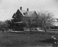 Bliss Perry home, 1897