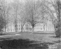 East College, 1898