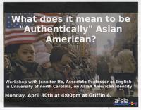 """What does it mean to be """"Authentically"""" Asian American?"""