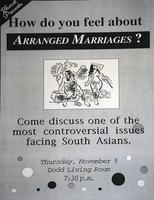 How Do You Feel about Arranged Marriages?