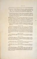 The Bill of Rights: Acts passed at a Congress of the United States of America